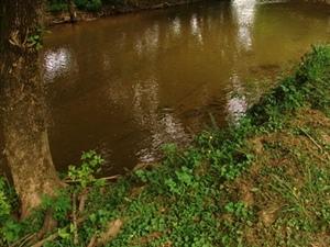 Walden's Creek | Alongside CreekSide RV Park